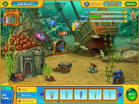 Play Fishdom H2O Hidden Odyssey action puzzler game