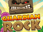 Play Guardian Rock action puzzler game