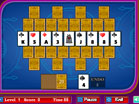 Play Tripeaks Mania Flash game